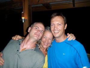 Magnar, me & Jacques