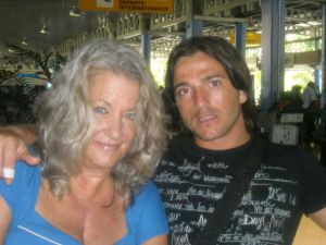 Me and 'Enzo