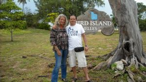 First f 3 trips to Bird Island