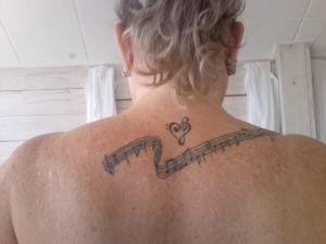 Tribute tatt ...